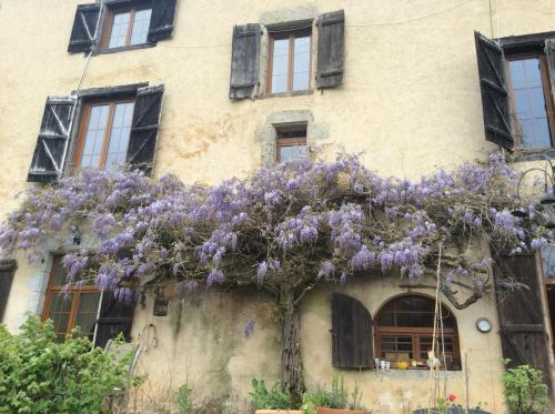 Le Palland : Bed and Breakfast near Auriat
