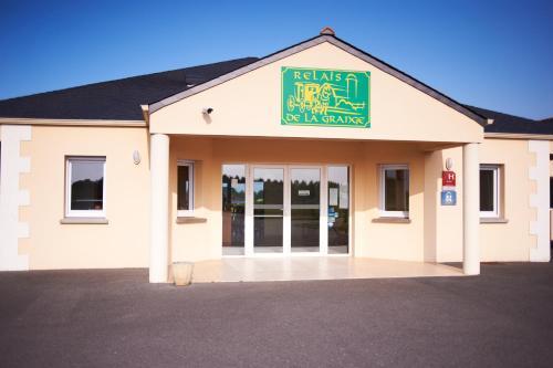 Relais De La Grange : Hotel near Trans-sur-Erdre