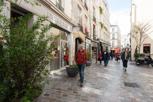 Paris Center Marais Rosiers Loft - AC - wifi : Apartment near Paris 4e Arrondissement