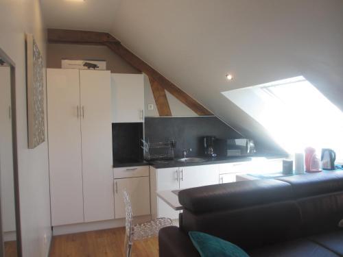 Studette du Graoully : Apartment near Saint-Julien-lès-Metz