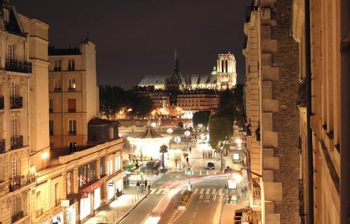 Le Marais Notre Dame : Apartment near Paris 4e Arrondissement