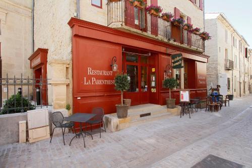 Hostellerie Provençale : Hotel near Uzès