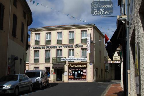 Hôtel De France : Hotel near Mas-Saintes-Puelles