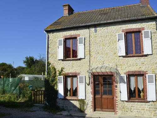 Holiday Home Maison Des Vacances - Ravenoville : Guest accommodation near Éroudeville