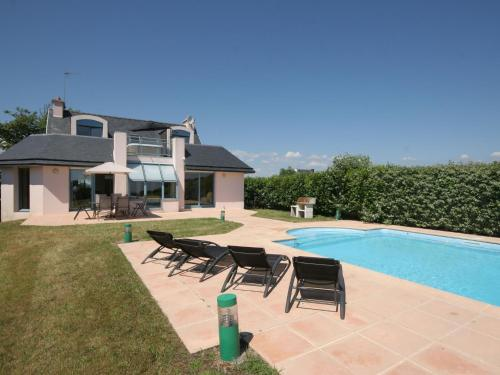 Holiday Home Atlantico : Guest accommodation near Clohars-Carnoët