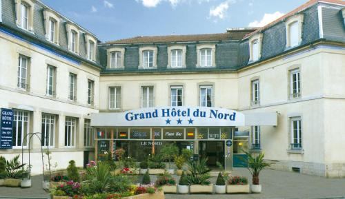 Grand Hôtel Du Nord : Hotel near Frotey-lès-Vesoul