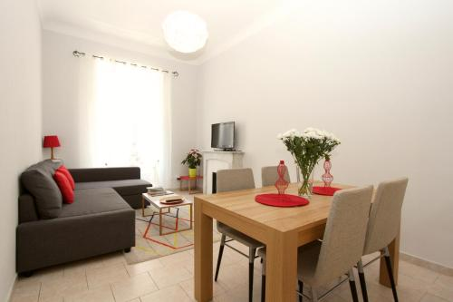 Le Coin Du Marché : Apartment near Nice