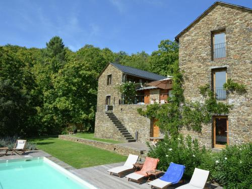 Villa Bastide Luc : Guest accommodation near Saint-André-de-Lancize