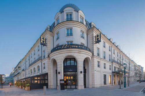 L'Elysée Val d'Europe at Disneyland® Paris : Hotel near Jossigny