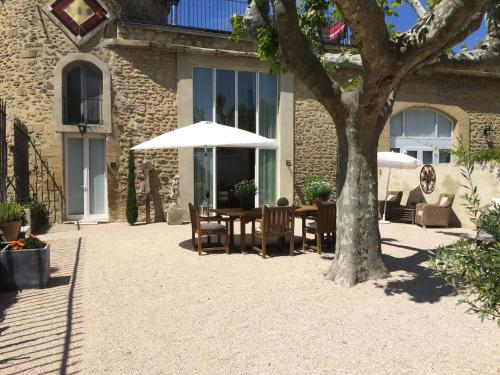 Apartment Château - Jonquieres : Guest accommodation near Courthézon