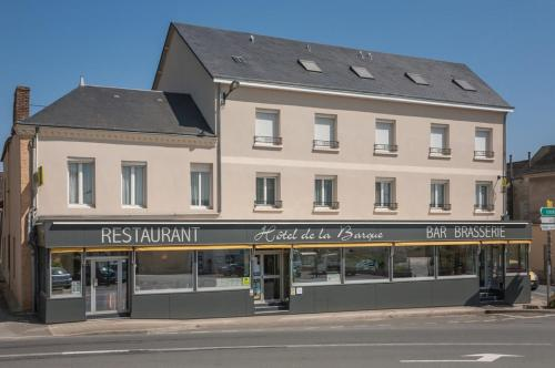 Logis de la Barque : Hotel near Saint-Christophe-du-Jambet