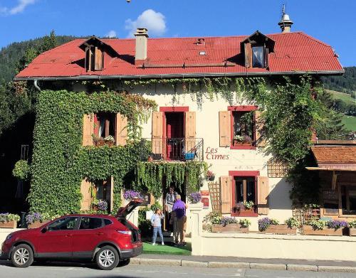Hôtel Les Cimes : Hotel near Megève