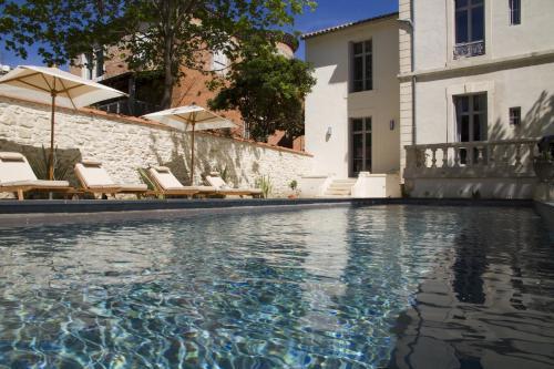 Villa Meridia : Bed and Breakfast near Nîmes