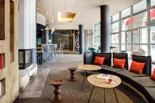 ibis Vichy : Hotel near Espinasse-Vozelle