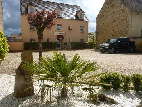 A La Renommée : Hotel near Montillot