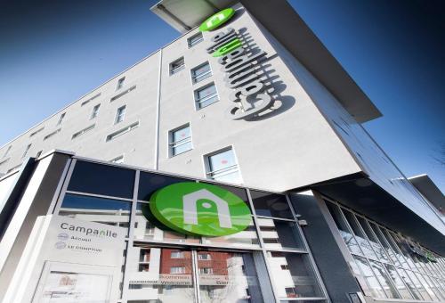 Campanile Clermont Ferrand Centre : Hotel near Dallet