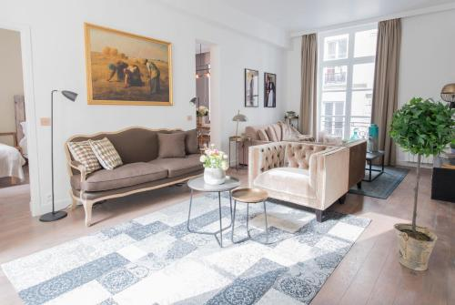 Cottage : Apartment near Paris 3e Arrondissement