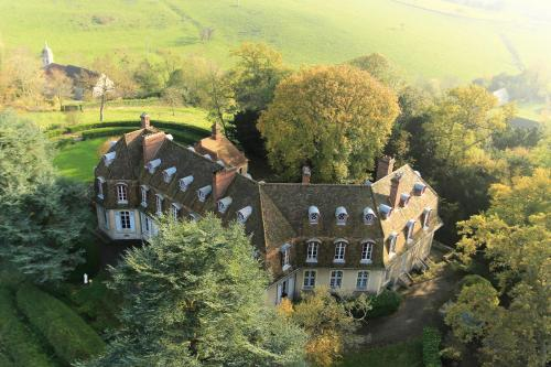 Monastere de Brucourt : Bed and Breakfast near Corbon
