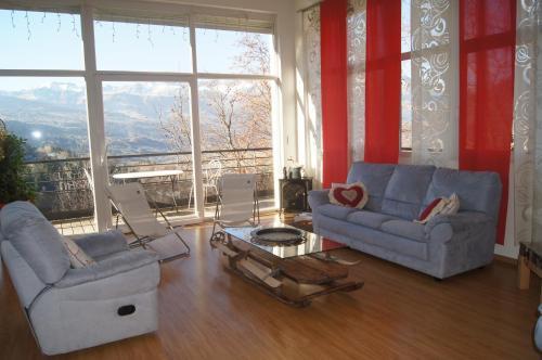 Grand Loft Du Mont-Blanc : Apartment near Passy