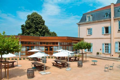 Domaine Les Hautannes : Hotel near Chasselay