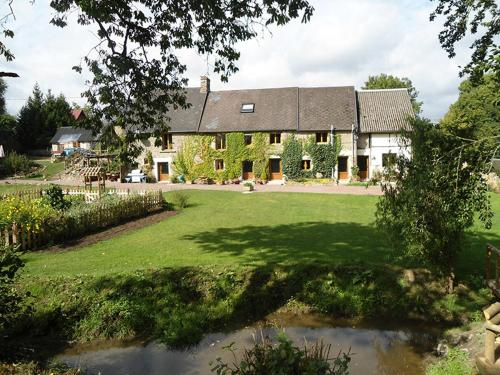 La Ferme Studio Apartments : Apartment near La Chapelle-au-Moine