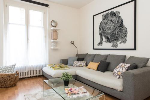 Paris Center Marais Family- AC - wifi : Apartment near Paris 4e Arrondissement