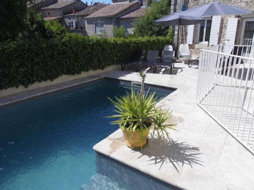 La Mais'Ange : Guest accommodation near Banne