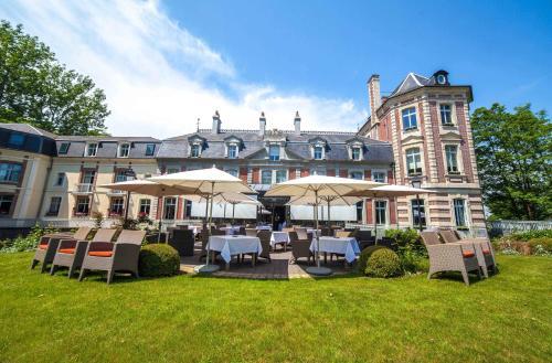 Le Château De Beaulieu : Hotel near Bourecq