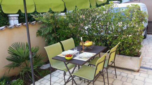 L'Algue Marine : Apartment near Villeneuve-Loubet
