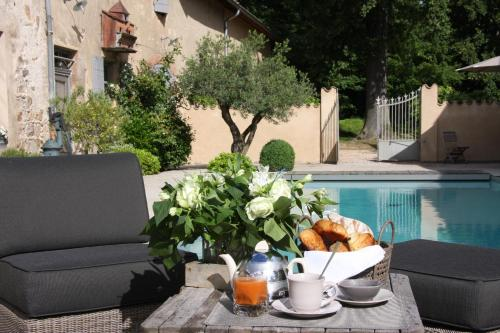 Chateau Saint Vincent : Bed and Breakfast near Thel
