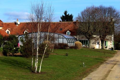 La Ferme de Couffy : Bed and Breakfast near Selles-sur-Nahon