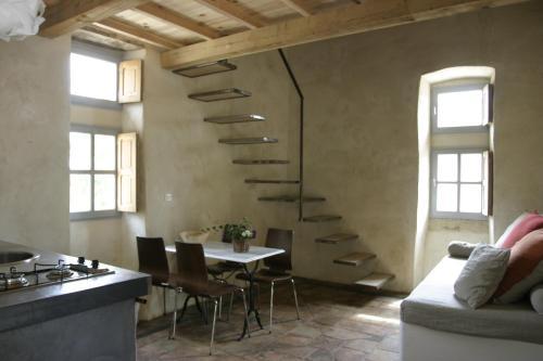Les Sardines Aux Yeux Bleus Appartements : Apartment near Serviers-et-Labaume