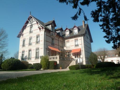 Domaine des Graviers : Hotel near Mœurs-Verdey