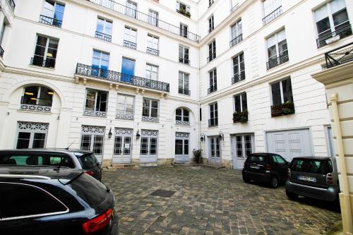Luckey Homes - Rue Saint Augustin : Apartment near Paris 2e Arrondissement