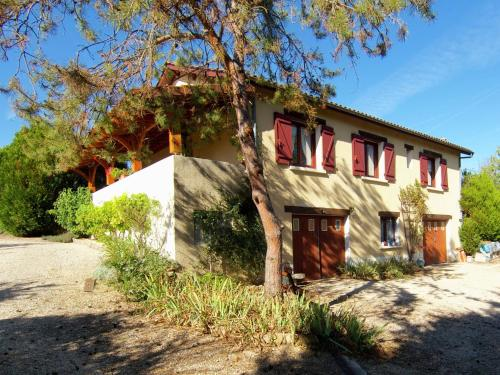 Les Serpaux : Guest accommodation near Cubjac