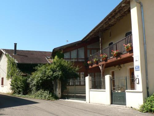 Le Relais de St Jean : Bed and Breakfast near Annoisin-Chatelans