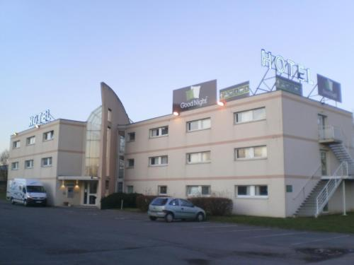 Good Night Hotel : Hotel near Remilly-Wirquin