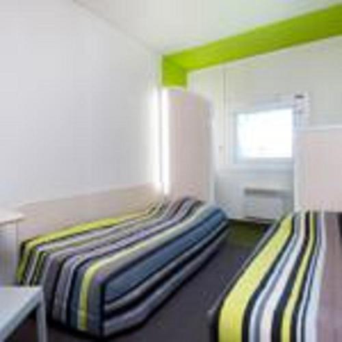 hotelF1 Mulhouse Centre Ouest : Hotel near Heimsbrunn