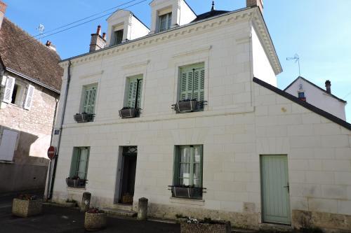 Gîte la Bourgeoise : Guest accommodation near Faverolles