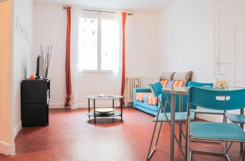 Luckey Homes - rue de Suez : Apartment near Marseille 7e Arrondissement