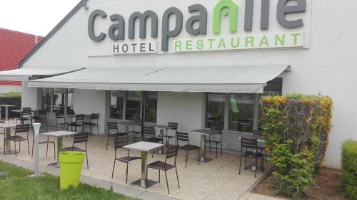 Campanile Clermont-Ferrand Sud Issoire : Hotel near La Sauvetat
