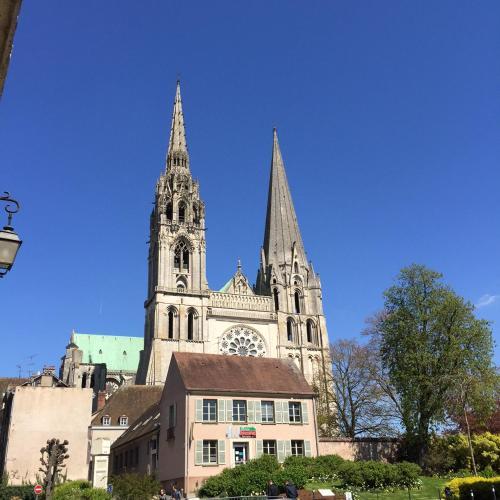 Hôtel Particulier de Champrond : Guest accommodation near Chartres
