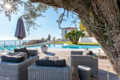 Maison Saint Christophe : Guest accommodation near Caussols