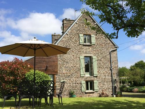 La Cidrerie : Guest accommodation near Montaigu-les-Bois