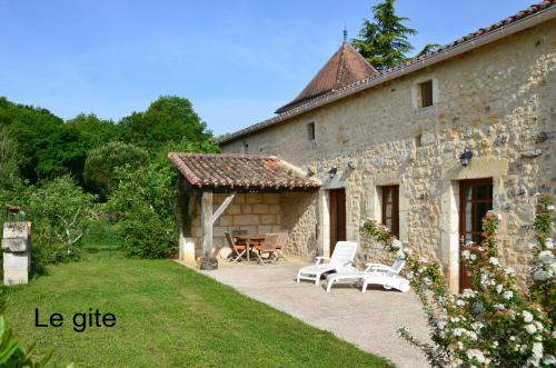 Logis de Flamenac : Guest accommodation near Rougnac