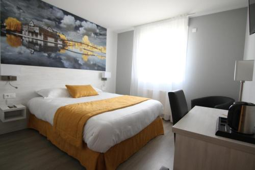 La Chambre D'Amiens : Hotel near Fossemanant