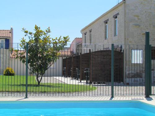 Apartment La Rochelle : Apartment near Villedoux