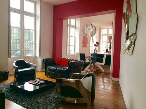 Appartement Les Grands Hommes : Apartment near Bordeaux