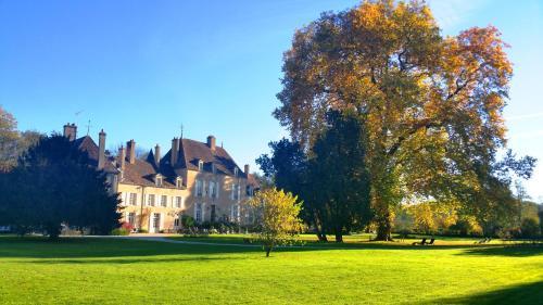 Château de Vault de Lugny : Hotel near Lucy-le-Bois