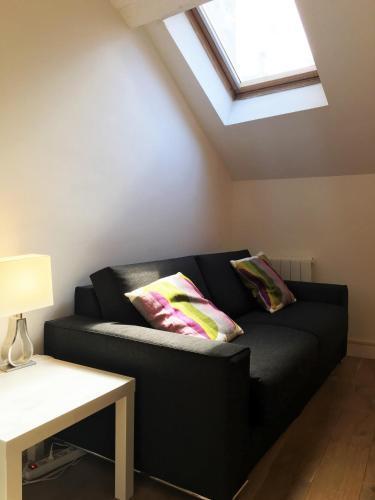 Les Halles Appartements : Apartment near Paris